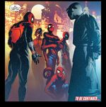 Superior Spider-Army (Earth-TRN588) from Edge of Spider-Verse Vol 1 1 001