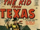 The Kid From Texas Vol 1 1