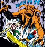 Thing from the Swamp (Alien) (Earth-616) from Tales of Suspense Vol 1 6 0001