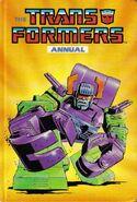 Transformers (UK) Annual Vol 1 1989