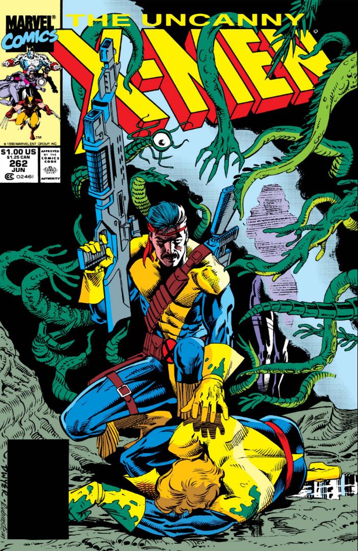 Uncanny X-Men Vol 1 262