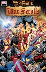 War of the Realms: War Scrolls Vol 1 1