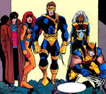 X-Men (Earth-TRN566) from The Adventures of the X-Men Vol 1 5