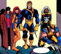 X-Men (Earth-TRN566) from The Adventures of the X-Men Vol 1 5