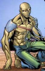Zero (Adam) (Earth-1610) from Ultimate X-Men Vol 1 21 0001