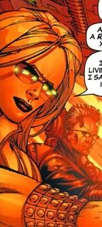 Alison Blaire (Earth-41001) from X-Men The End Vol 3 4 0001