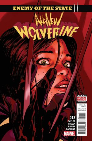 All-New Wolverine Vol 1 13