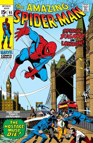 Amazing Spider-Man Vol 1 95
