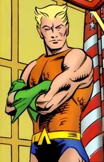 Arthur McKenzie (Earth-9602) from Super-Soldier Man of War Vol 1 1 0001
