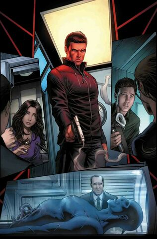 File:Avengers Vol 1 686 Marvel's Agents of S.H.I.E.L.D. Road to 100 Variant Textless.jpg