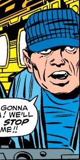 Bill (Train Driver) (Earth-616) from Fantastic Four Vol 1 72 001