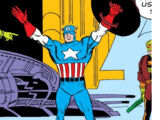 Captain America (Impersonator, Sons of the Serpent) (Earth-616)