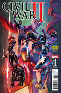 Civil War II Vol 1 1 Midtown Comics Exclusive Variant