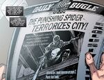 Daily Bugle (Earth-71928) from What If? The Punisher Vol 1 1 001