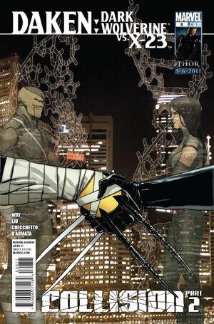 Daken Dark Wolverine Vol 1 8