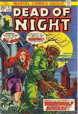 Dead of Night Vol 1 4