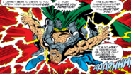 Doctor Doom's Armor, Electro-Magnetic Amplifier, Victor von Doom, Victor von Doom (Clone) (Earth-616) from Fantastic Four Vol 1 199