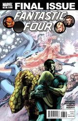 Fantastic Four Vol 1 588