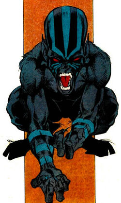 Goblyn (Earth-616) from Official Handbook of the Marvel Universe Vol 3 3
