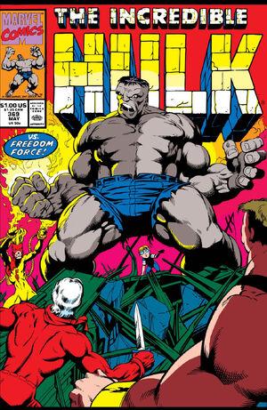 Incredible Hulk Vol 1 369