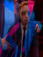 Matthew Murdock (Earth-Unknown) from Spider-Man Into the Spider-Verse 001