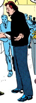 Morton (Daily Bugle) (Earth-616) from Daredevil Vol 1 230 0001