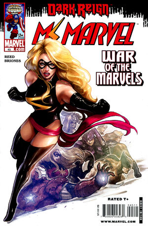 Ms. Marvel Vol 2 45