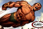 Namor McKenzie (Earth-71016) from The Last Fantastic Four Story Vol 1 1 0001