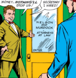 Nelson and Murdock Law Office from Daredevil Vol 1 1 001