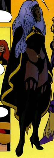 Ororo Munroe (Earth-7642) from WildC.A.T.s X-Men Vol 1 The Modern Age 001