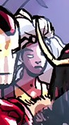 Ororo Munroe (Skrull) (Earth-10219) from What If? Secret Invasion Vol 1 1 0001