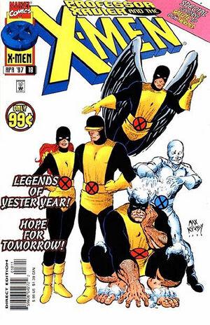 Professor Xavier and the X-Men Vol 1 18