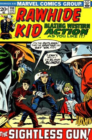 Rawhide Kid Vol 1 110