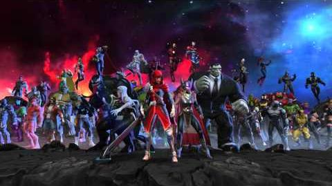 Rise up in the Rebellion! Marvel Contest of Champions
