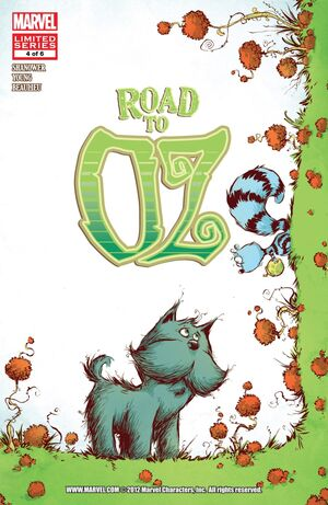 Road to Oz Vol 1 4