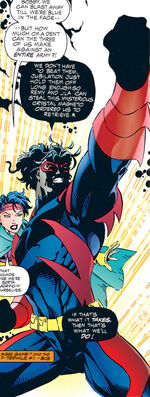 Roberto Da Costa (Earth-295) from Gambit and the X-Ternals Vol 1 3 0001