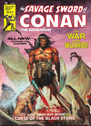 Savage Sword of Conan Vol 1 17