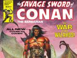 Savage Sword of Conan Vol 1 17