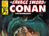 Savage Sword of Conan Vol 1 21
