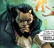 Sebastian Shaw (Earth-93074) from What If? X-Men Age of Apocalypse Vol 1 1 0001