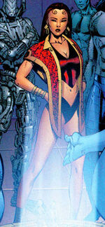 Shakti (Earth-41001) from X-Men The End Vol 1 2 0001