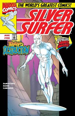 Silver Surfer Vol 3 130