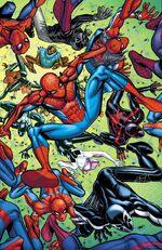 Spider-Geddon Vol 1 2 Bradshaw Variant Textless