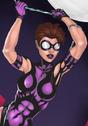 Spider-Woman (Mattie Franklin) from Spider-Man Unlimited (video game) 001