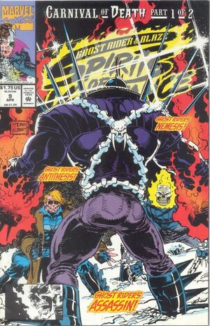 Spirits of Vengeance Vol 1 9