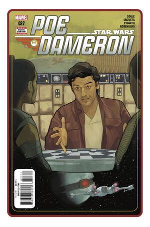 Star Wars Poe Dameron Vol 1 27