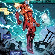 Stark Odinson (Warp World) (Earth-616) from Secret Warps Soldier Supreme Annual Vol 1 1 001