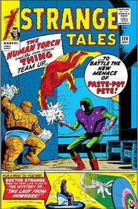 Strange Tales Vol 1 124