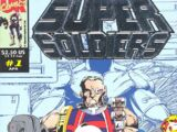 Super Soldiers Vol 1 1