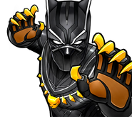 T'Challa (Earth-TRN562) from Marvel Avengers Academy 002